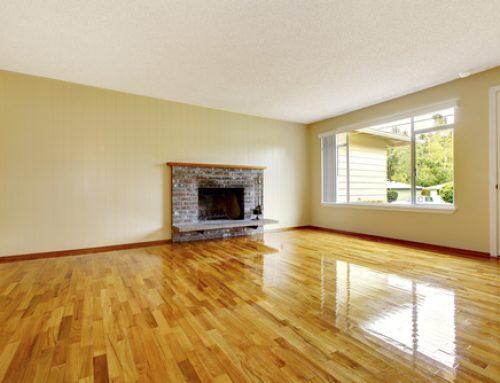 Unusual Marri Timber Floor