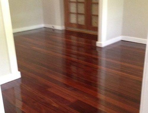 132mm Old Jarrah Floor